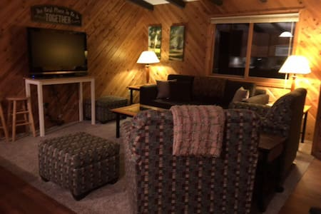 Newly remodeled cabin! - Breezy Point