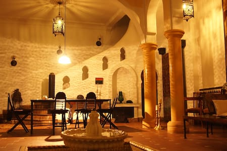 II-Preciosa habitación en Dar Tapiró - Танжир