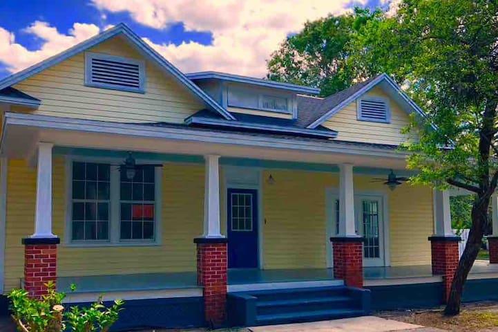 Florida Farmhouse - Sanford Historic District