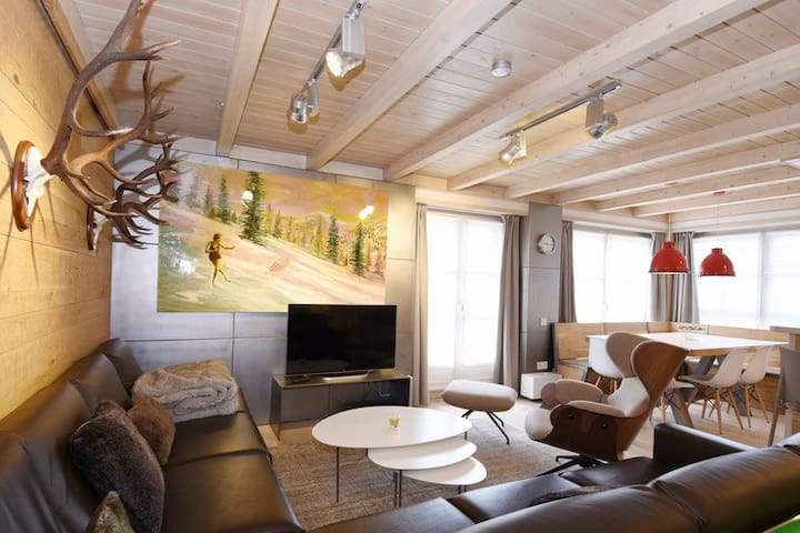 Amazing Ski Lodge in Baqueira Val de Ruda