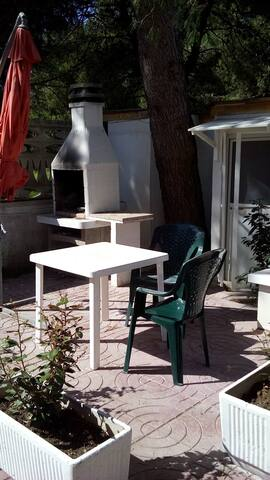 delizioso miniappartamento tra la pineta e il mare - Taranto - House