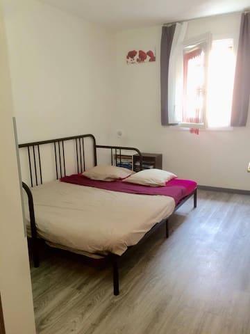 Jolie chambre à 15 min à pied du centre historique - Rouen - Condominium