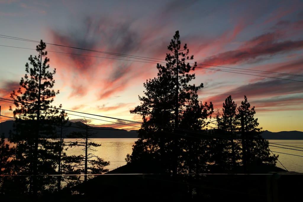 Skyland Sunset
