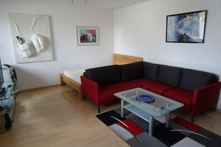 Cozy Apartment with Balcony - Great Location - Augsburg