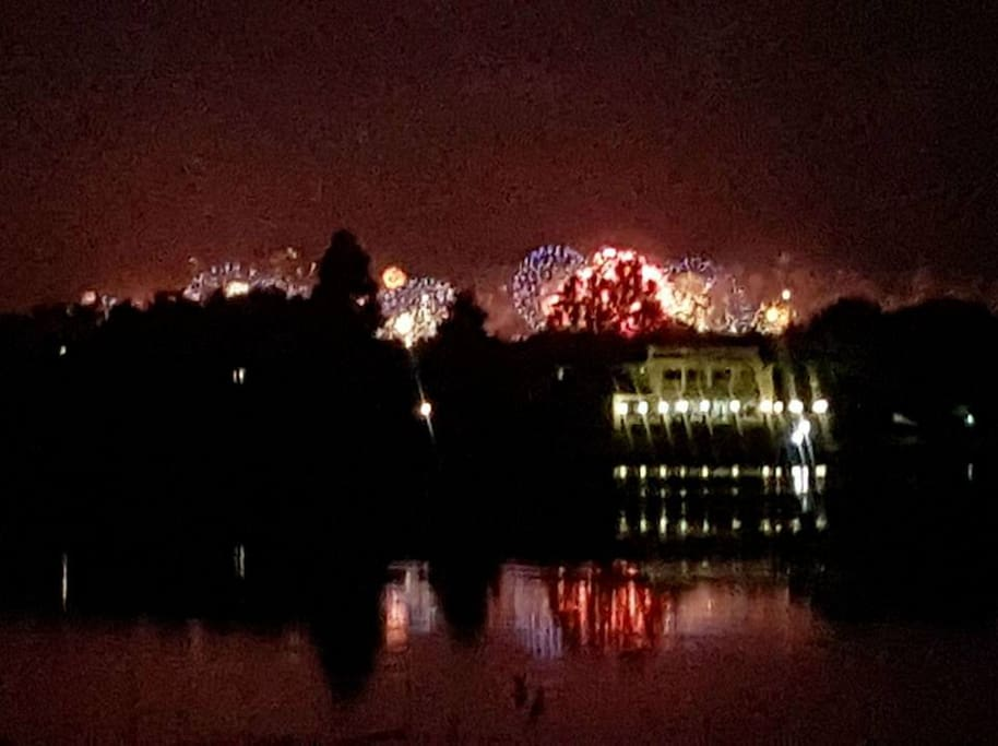 Book NOW to see 4th of July & New Years Eve in your own backyard after dark!