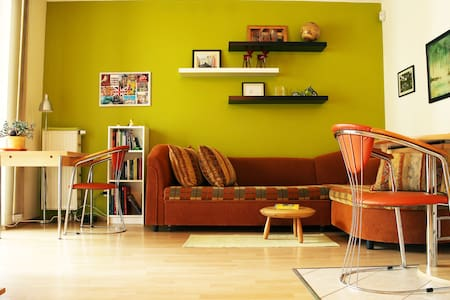 Homey Apartment with lovely balcony - Apartment
