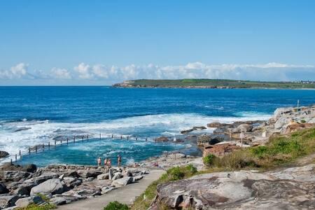Enjoy the Coastal Lifestyle in Ocean-Front Unit