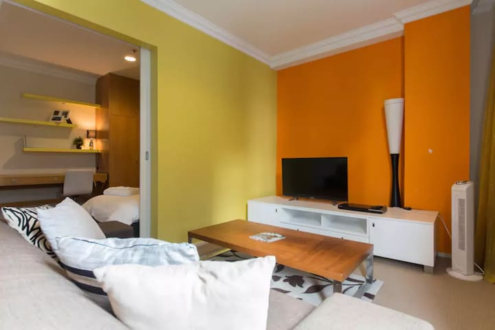 2 Bedroom Apartment in the Heart of Perth