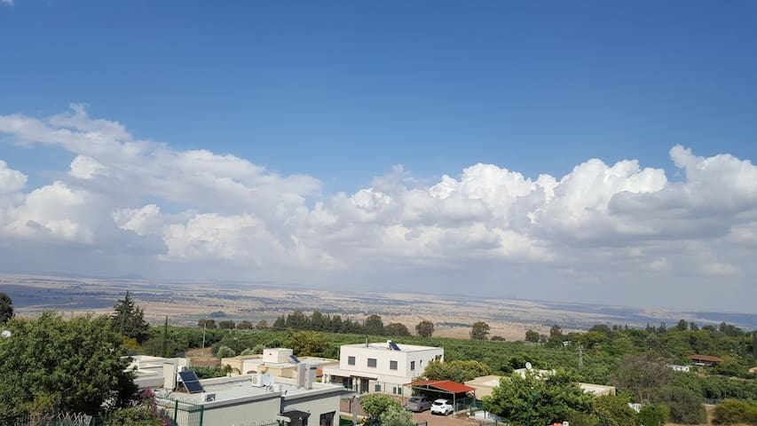 THE PEACEFUL PLACE - Kfar HaNassi - Appartement