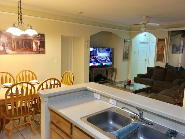 3Br Orlando Family Vacation/Business Trip Oasis!! - Orlando - Lägenhet