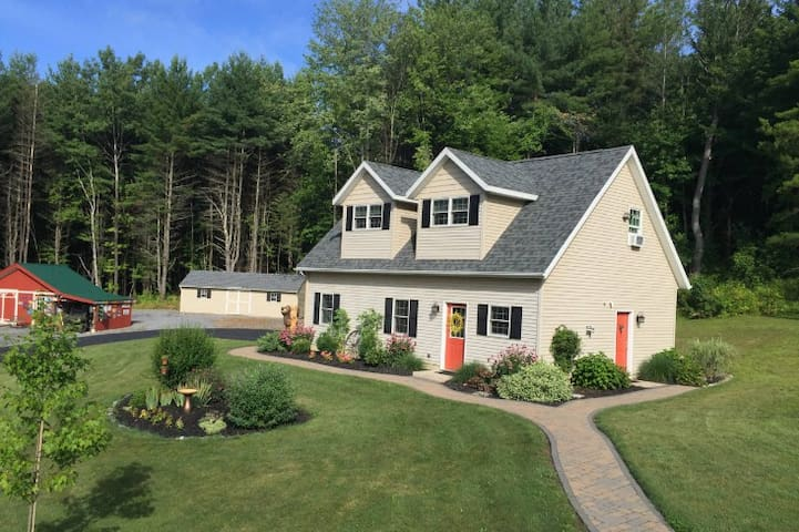 Charming Carriage House - Ballston Spa - Daire