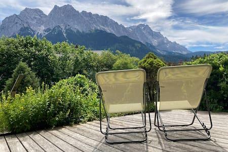 Ferienwohnung Waxenblick - Grainau with a view!