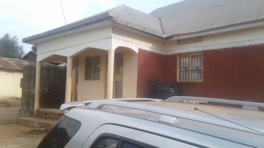 PEARL OF AFRICA HOUSE IN UGANDA