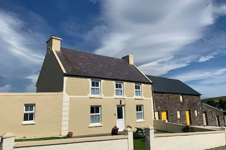 Minard house ,12km from Dingle town