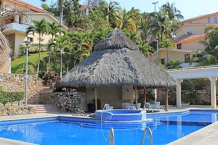 Villas del palmar, Manzanillo - Manzanillo - Appartement