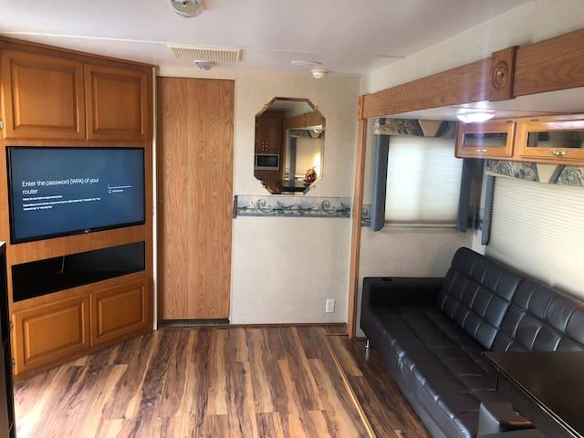 Confortable apartamento cerca de Hard Rock casino