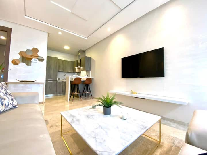 Prestige 9 -Chic & Quiet flat in a discreet area