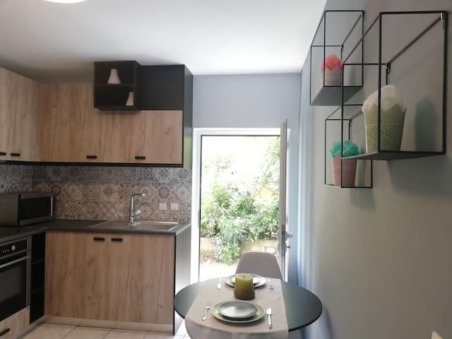 Halepa's brand new studio