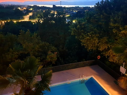 Sweet Apartment Lake View&Pool Peschiera del Garda