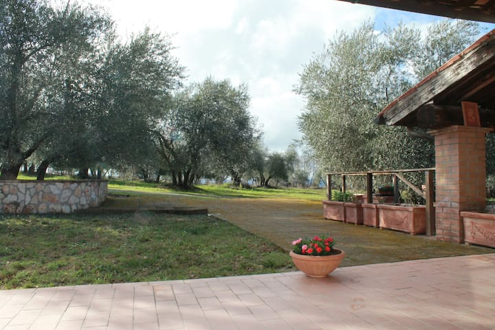 Agriturismo Cantagalli, Val D'Orcia - Province of Siena - Casa