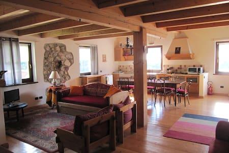Casa Sissi vicino alle Terme di Comano - Dorsino - Apartament