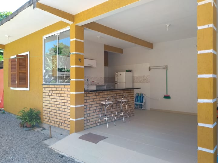 kitnet residencial temporada no Campeche