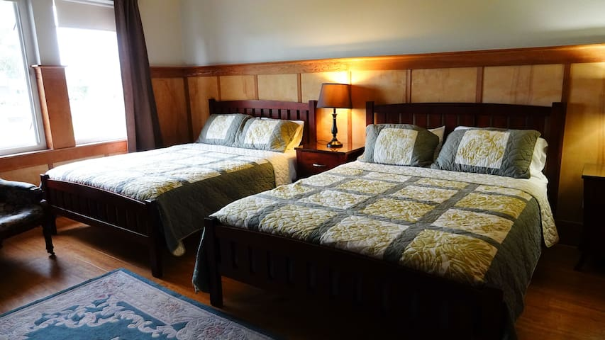 Sleep in the heart of Hilo: Room 5 at Pakalana Inn