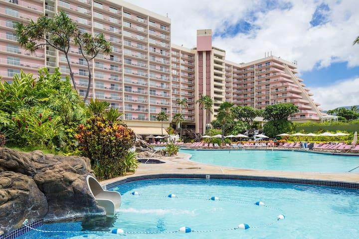 Ka'anapali Beach Club ** Ocean Front Resort MAUI - Lahaina - Appartement en résidence