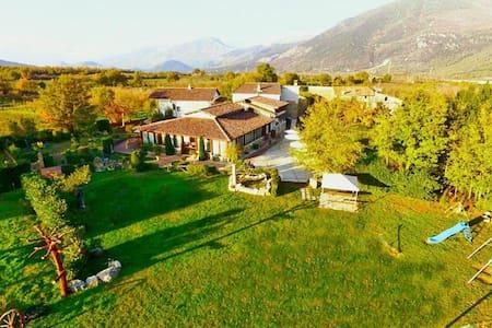 Camera privata in  Borgo Patierno Country House