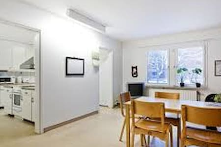 Warm and friendly room - Stockholm - Dorm
