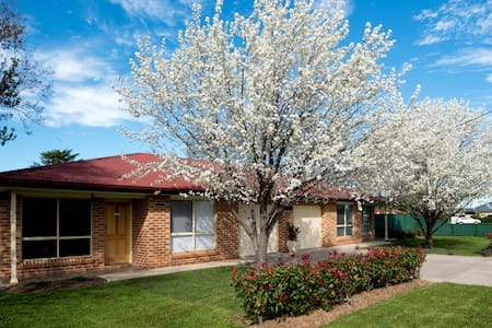 Comfortable & luxurious 2 bedroom apartment - Dubbo