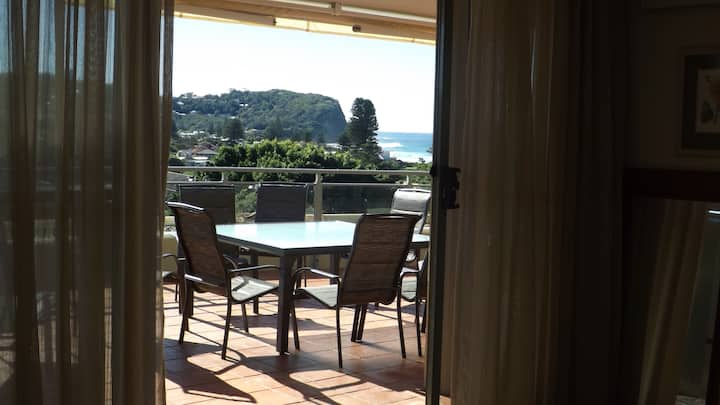 Three Bedroom Apartment With a North Facing Ocean View