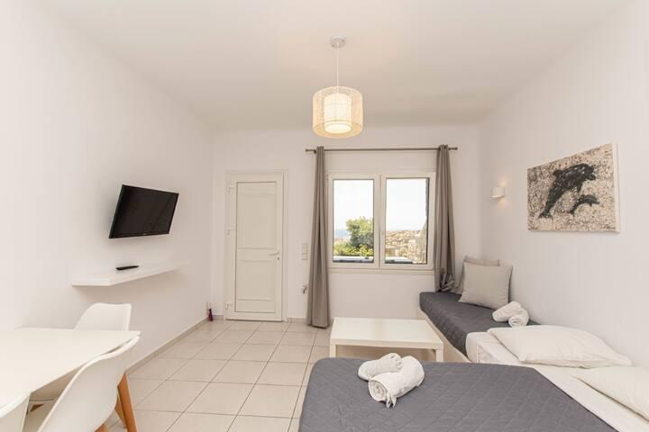 Overview Mykonos Apartments(Sea View Apartment)