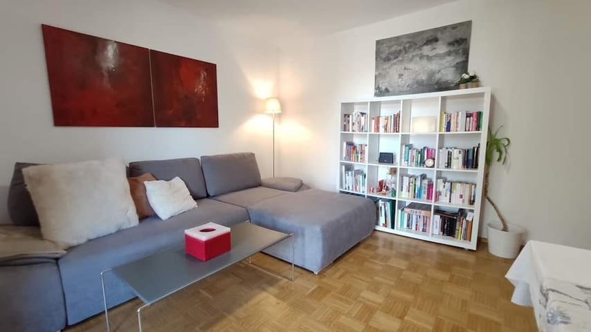 Beautiful 2 bedrooms flat near Mariatrosterkirche!