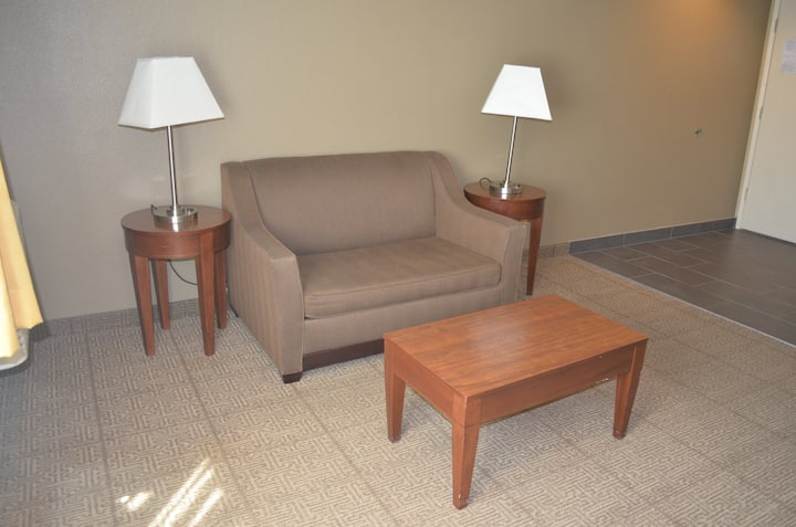 Newly Renovated Rooms at Comfort Inn & Suites