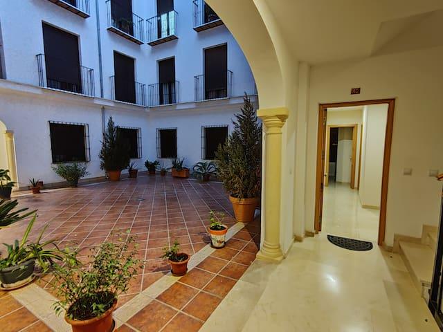 Apartamento centro histórico. PARKING GRATUITO