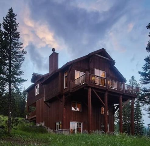 Big Sky MT Skiers and Hikers Haven! - Big Sky - Casa