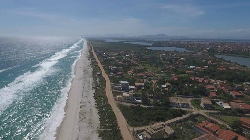 Excelente Apt em Praia seca, Região dos Lagos