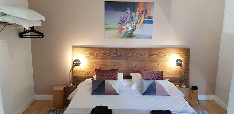 Yoga&Surf: Chambres au Penon ou Studio independant