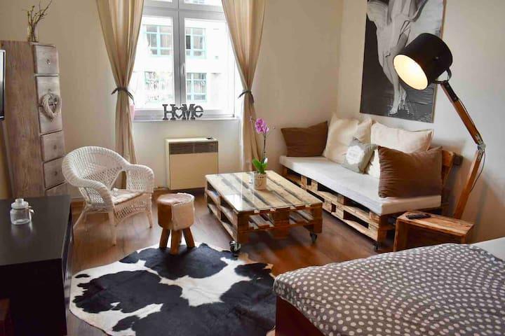 Design apartment in Prague