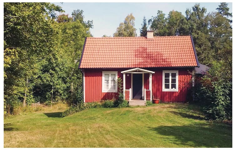Holiday cottage with 1 bedroom on 50m² in Påryd