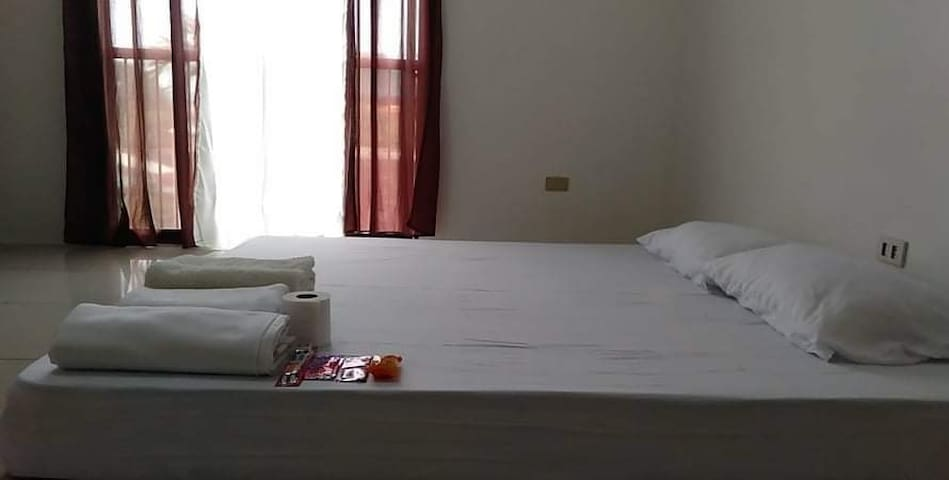 *109 Simple dream whole unit, 1bedroom,2-5pax