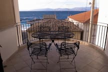 Lovely apartment by the sea in Derveni