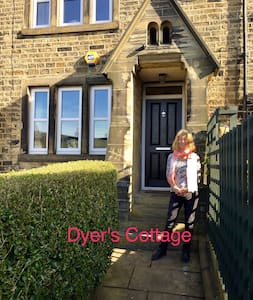 Beautiful character cottage Halifax Calder Valley - Halifax - 独立屋