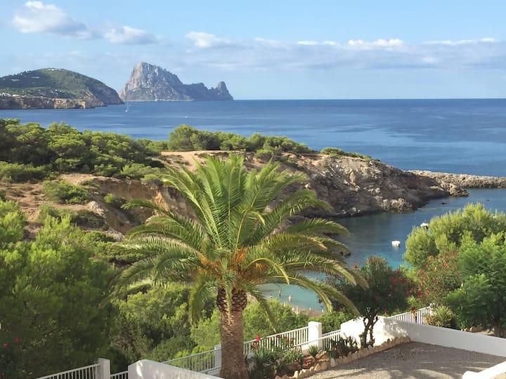 Maravilloso apartamento frente al mar, Ibiza
