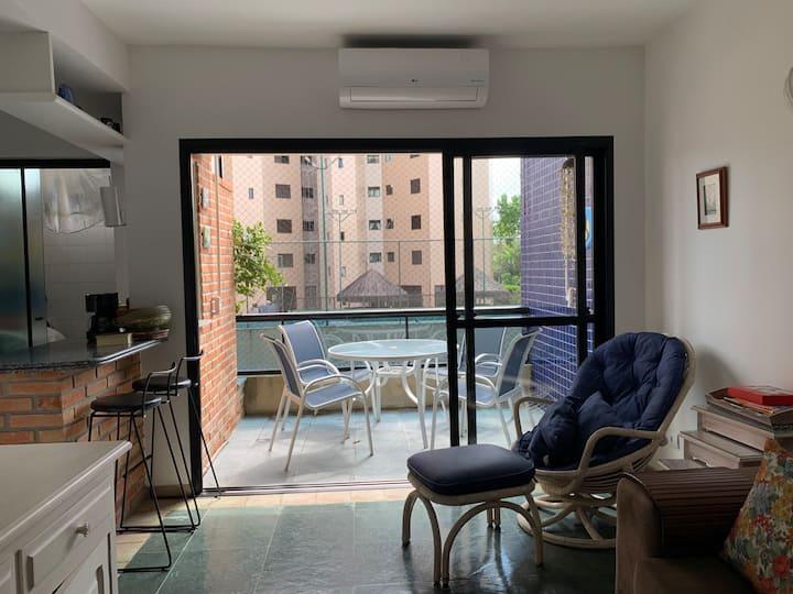 Apto. Duplex 2 quartos - Riviera de São Lourenço