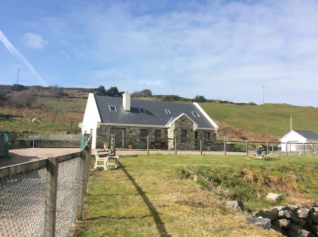 Keane's Cottage near Roundstone Village - Roundstone