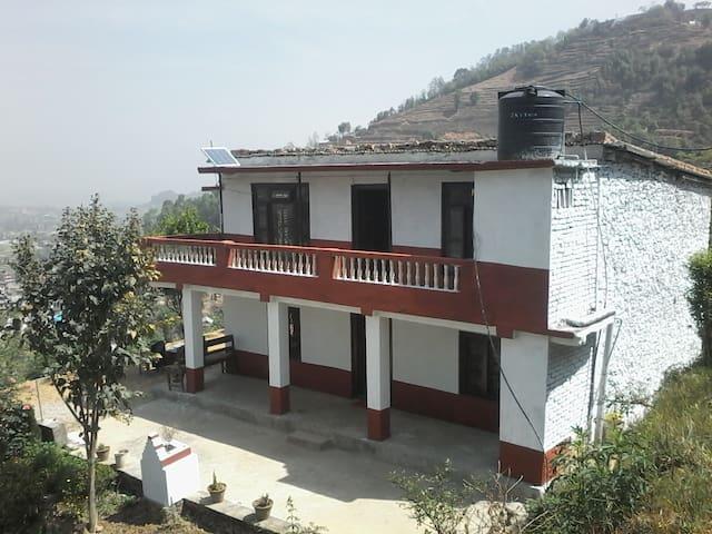 Nepal Farm House, Dadhikot Bhaktapur Nepal - Anantalingeshwar - Lägenhet