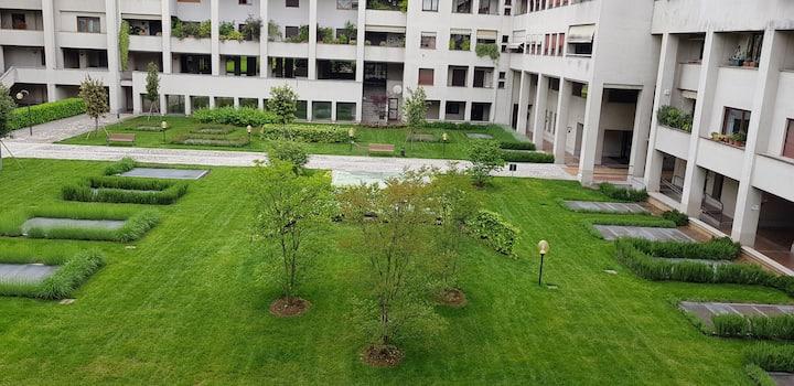 Accogliente monolocale in zona ospedale/parco