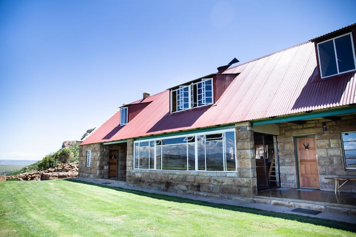 Boschfontein Mountain Lodge Unit 4